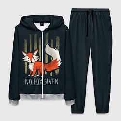 Костюм мужской No Fox Given цвета 3D-меланж — фото 1
