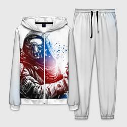 Костюм мужской Destiny 5 цвета 3D-белый — фото 1