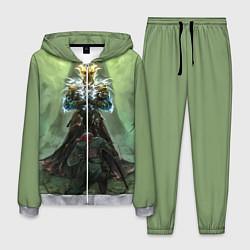 Костюм мужской TES: Heaven Knight цвета 3D-меланж — фото 1