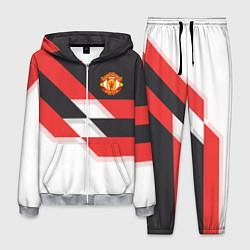 Костюм мужской Manchester United: Stipe цвета 3D-меланж — фото 1