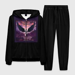 Костюм мужской Dethklok: Angel цвета 3D-черный — фото 1