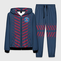 Костюм мужской FC PSG: Creative цвета 3D-черный — фото 1