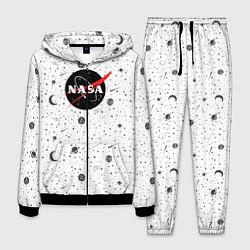 Костюм мужской NASA: Moonlight цвета 3D-черный — фото 1