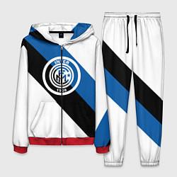 Костюм мужской FC Inter: W&B&G цвета 3D-красный — фото 1