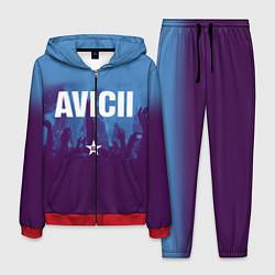 Костюм мужской Avicii Star цвета 3D-красный — фото 1