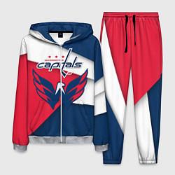 Костюм мужской Washington Capitals цвета 3D-меланж — фото 1