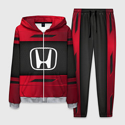 Костюм мужской Honda Sport цвета 3D-меланж — фото 1