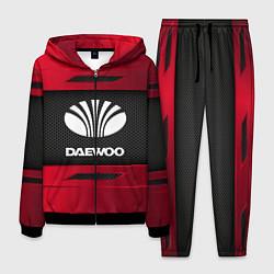 Костюм мужской Daewoo Sport цвета 3D-черный — фото 1