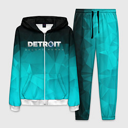 Костюм мужской Detroit: Become Human цвета 3D-белый — фото 1