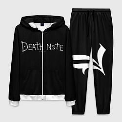Костюм мужской Death Note цвета 3D-белый — фото 1