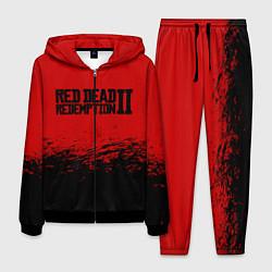 Костюм мужской Red Dead Redemption II цвета 3D-черный — фото 1