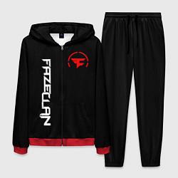 Костюм мужской FaZe Clan: E-Sports цвета 3D-красный — фото 1