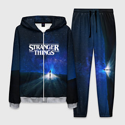Костюм мужской Stranger Things: Road Light цвета 3D-меланж — фото 1
