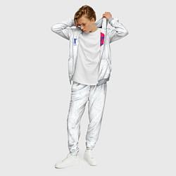 Костюм мужской Тима Белорусских: Кроссы цвета 3D-меланж — фото 2