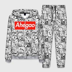 Костюм мужской Ahegao цвета 3D-меланж — фото 1