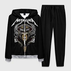 Костюм мужской Metallica: Hard Metal цвета 3D-меланж — фото 1