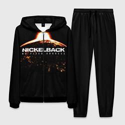 Костюм мужской Nickelback: No Fixed Addres цвета 3D-черный — фото 1