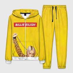 Костюм мужской Billie Eilish цвета 3D-белый — фото 1