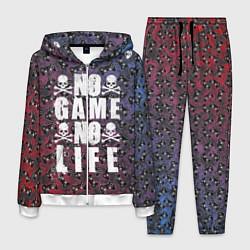 Костюм мужской No Game No Life цвета 3D-белый — фото 1