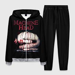Костюм мужской Machine Head: Catharsis цвета 3D-меланж — фото 1