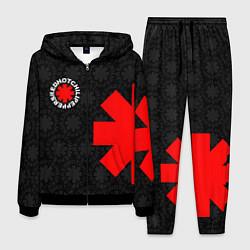 Костюм мужской RED HOT CHILI PEPPERS цвета 3D-черный — фото 1