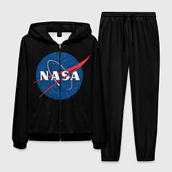 Костюм мужской NASA Краски цвета 3D-черный — фото 1
