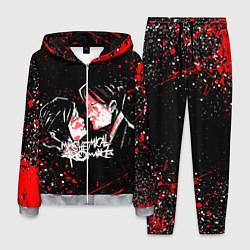 Костюм мужской My Chemical Romance цвета 3D-меланж — фото 1