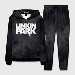 Костюм мужской LINKIN PARK цвета 3D-черный — фото 1