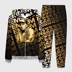 Костюм мужской Eminem цвета 3D-меланж — фото 1