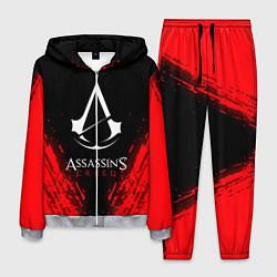 Костюм мужской Assassin's Creed цвета 3D-меланж — фото 1