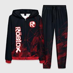 Костюм мужской ROBLOX цвета 3D-красный — фото 1