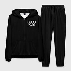 Костюм мужской Audi цвета 3D-черный — фото 1
