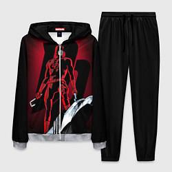 Костюм мужской Daredevil цвета 3D-меланж — фото 1