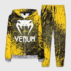 Костюм мужской VENUM цвета 3D-меланж — фото 1