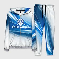 Костюм мужской Volkswagen цвета 3D-меланж — фото 1