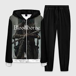 Костюм мужской Bloodborne цвета 3D-белый — фото 1