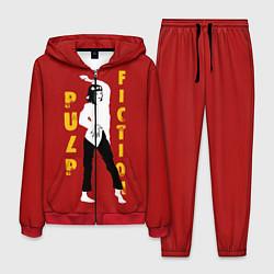 Костюм мужской Pulp Fiction цвета 3D-красный — фото 1