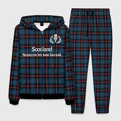 Костюм мужской Шотландия цвета 3D-черный — фото 1