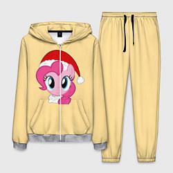 Костюм мужской New Year Pony цвета 3D-меланж — фото 1