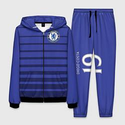 Костюм мужской Chelsea: Diego Gosta цвета 3D-черный — фото 1