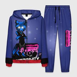 Костюм мужской The Prodigy: Night Fox цвета 3D-красный — фото 1