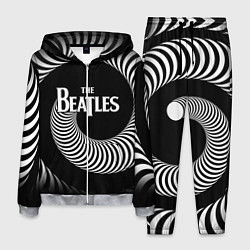 Костюм мужской The Beatles: Stereo Type цвета 3D-меланж — фото 1