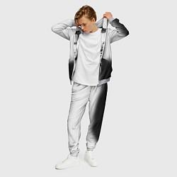 Костюм мужской Бенедикт Камбербэтч цвета 3D-меланж — фото 2