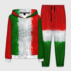 Костюм мужской Italian цвета 3D-белый — фото 1