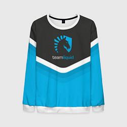 Свитшот мужской Team Liquid Uniform цвета 3D-белый — фото 1