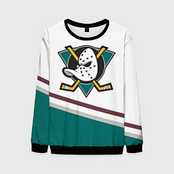 Свитшот мужской Anaheim Ducks Selanne цвета 3D-черный — фото 1