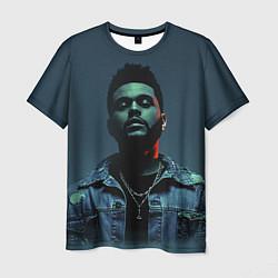 Футболка мужская The Weeknd цвета 3D-принт — фото 1