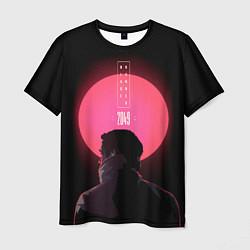 Футболка мужская Blade Runner: Acid sun цвета 3D-принт — фото 1