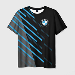 Футболка мужская BMW SPORT цвета 3D — фото 1