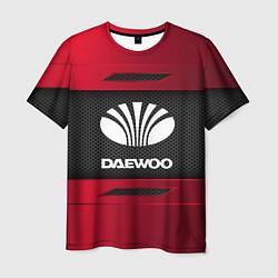 Футболка мужская Daewoo Sport цвета 3D — фото 1